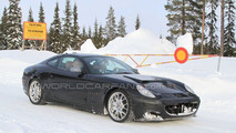 2012 Ferrari 612 Scaglietti test mule spy photo 18.03.2010