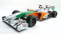 Force India 2010 VJM03 car - 09.02.2010