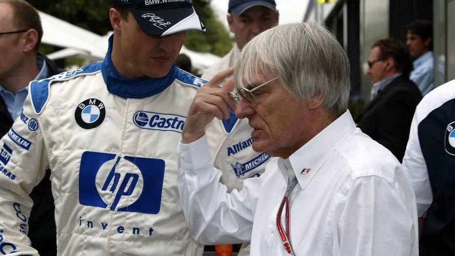 Ecclestone pushing for 2010 Stefan GP team entry