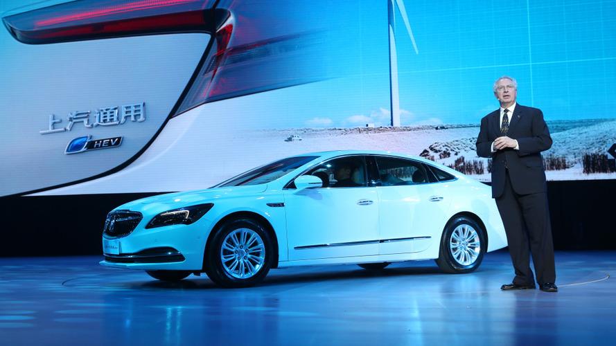 Buick LaCrosse Hybrid