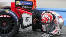 Loic Duval, Dragon Racing breaks down