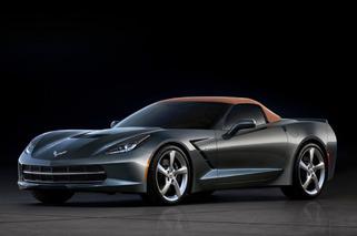 2014 Chevrolet Corvette Stingray Convertible Drops its Top