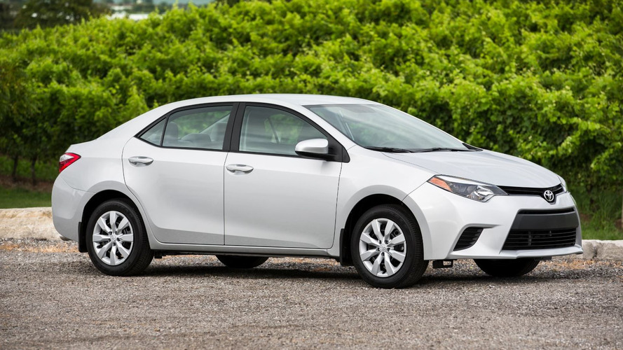 Review: 2016 Toyota Corolla