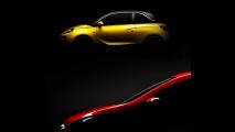 Opel Karl, prime immagini