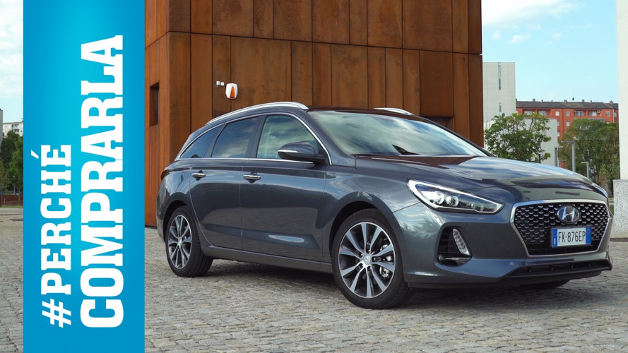 Hyundai i30 Wagon, perché comprarla… e perché no [VIDEO]