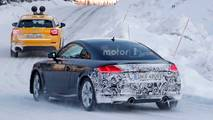 2019 Audi TT Coupe Spy Photos