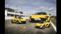 McLaren P1, l'hypercar per i più piccoli