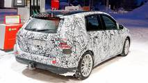 Mercedes-Benz B-Class Snow Spy Shots