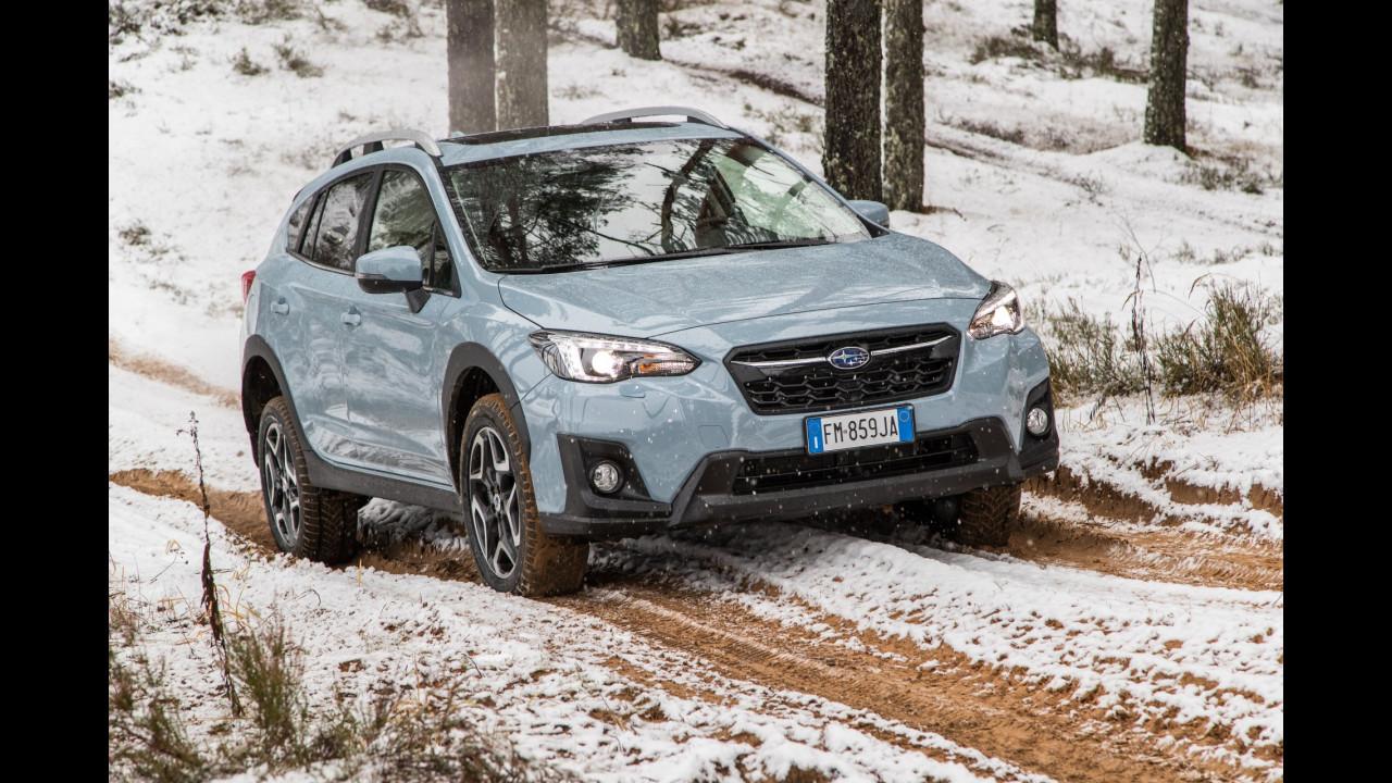 Nuova Subaru XV
