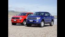 Nova Ford Ranger será oficialmente apresentada no próximo dia 6 na Argentina