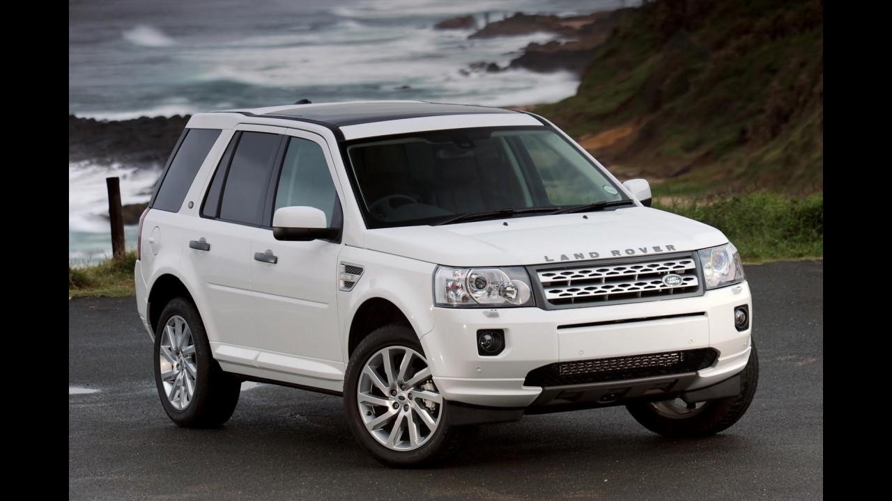 Sucessor do Land Rover Freelander se chamará Discovery Sport