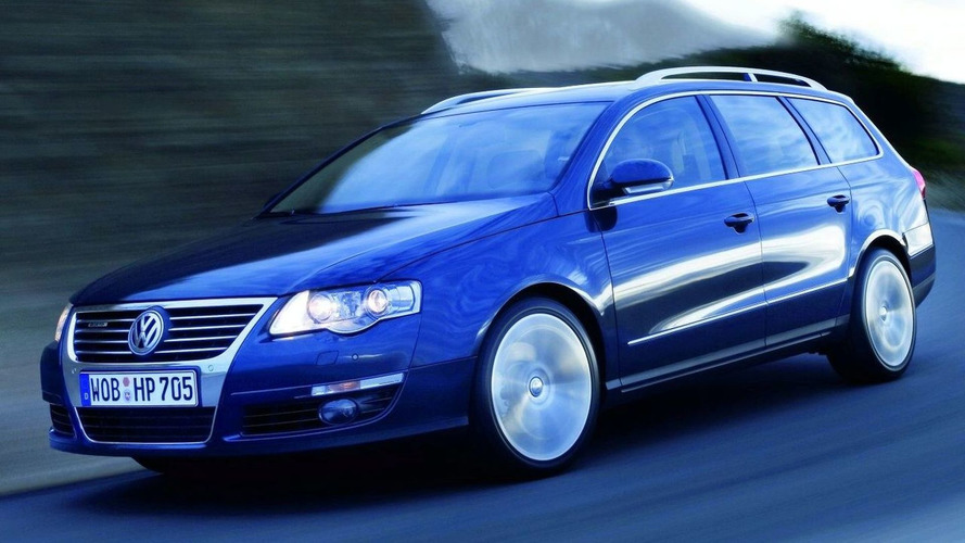 Volkswagen Passat BlueTDI Headed for Paris