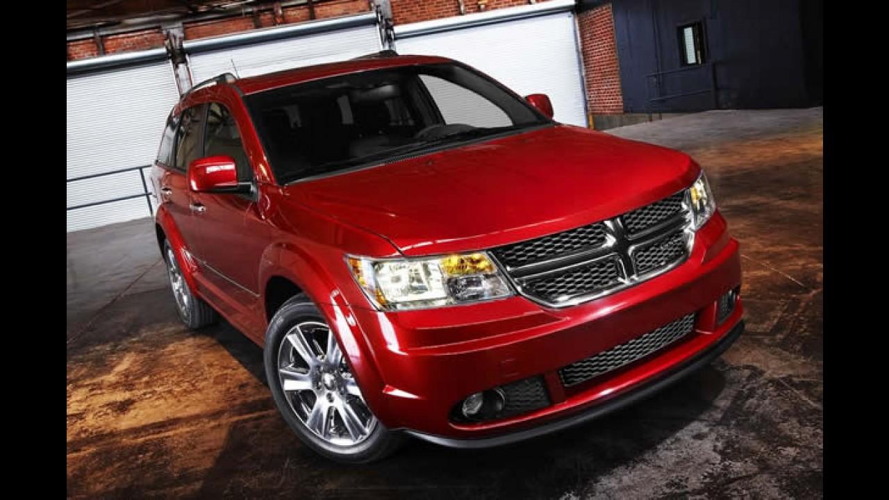 Chrysler lançará hatch compacto para rivalizar com Ford Fiesta e Chevrolet Sonic no ano que vem