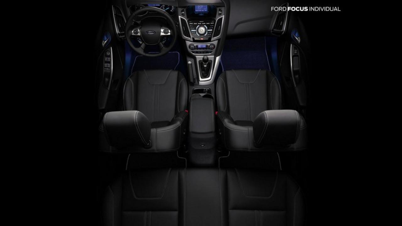 """Ford Focus ganha série especial """"Individual"""" na Europa"""
