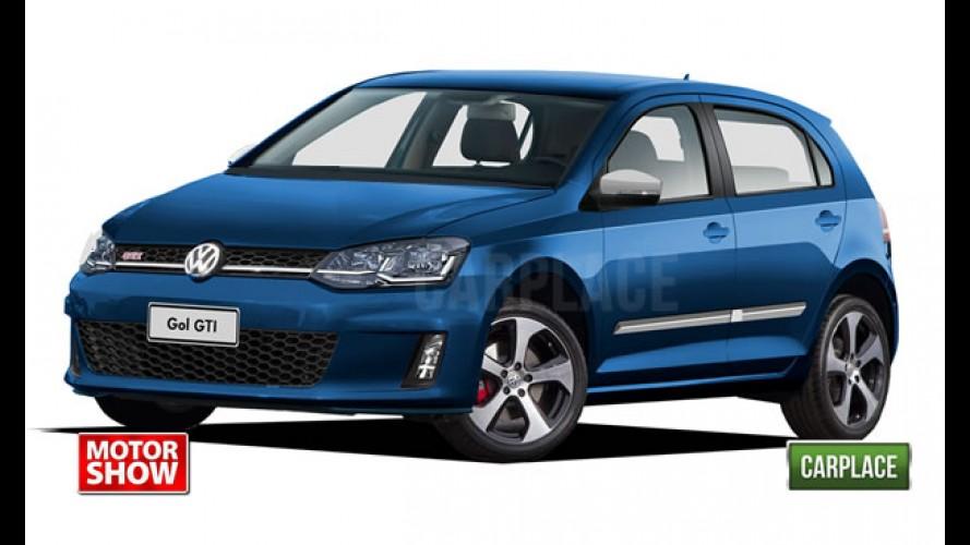 Segredaço: sexta geração do VW Gol, que chega em 2016, será um
