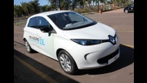 Renault Zoe entra para a frota de veículos elétricos da Itaipu