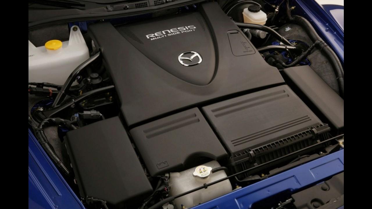 Mazda lançará novo motor rotativo nos próximos dois anos