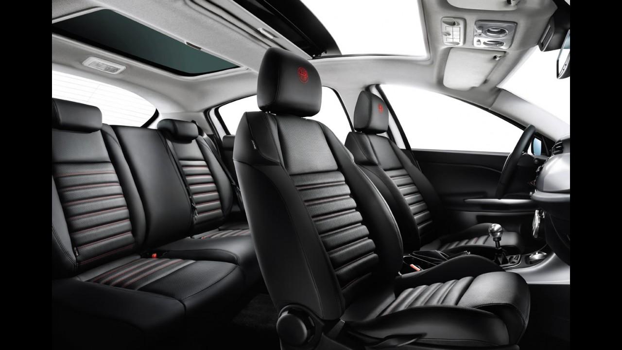 Novo Alfa Romeo Giulietta chega em 2010 - Veja fotos