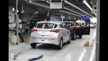 Funcionários da Hyundai na Coreia ameaçam entrar em greve