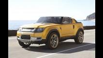 Los Angeles: Land Rover apresenta DC100 Concept com sutis retoques para o público americano