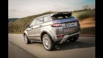 Range Rover Evoque 2.2 turbodiesel chega ao Brasil por R$ 244 mil