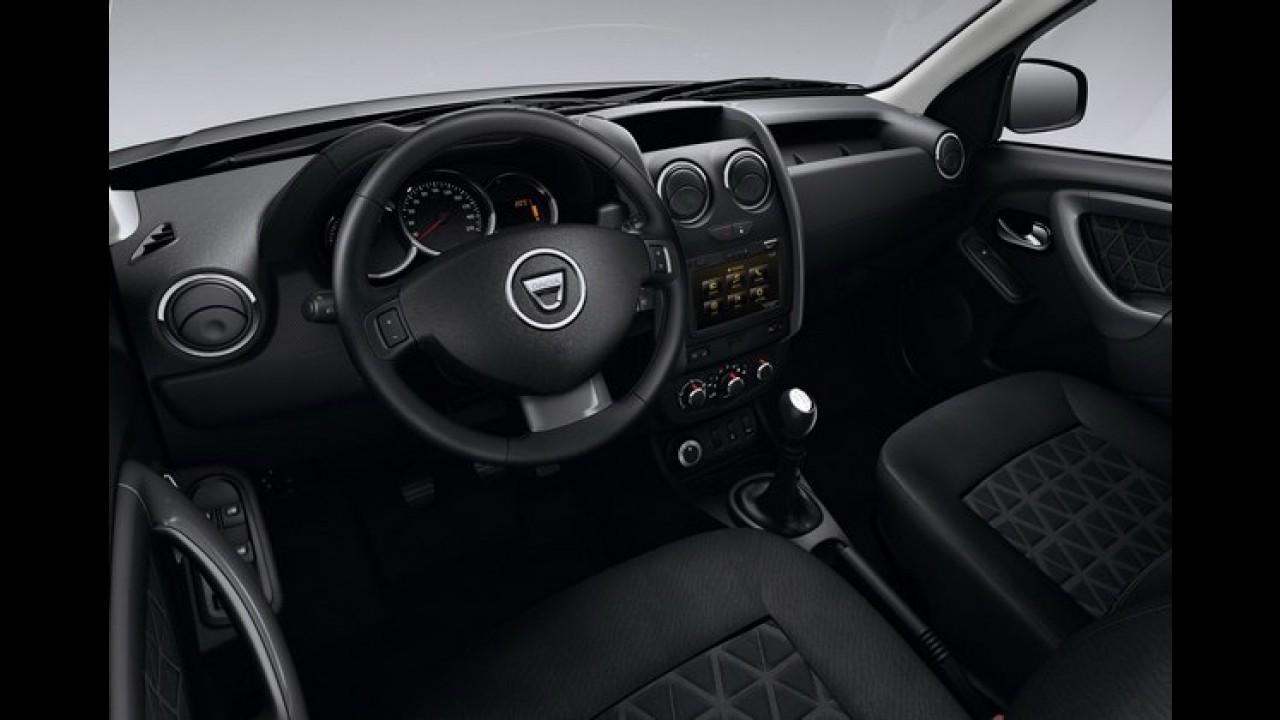 Novo Dacia Duster 1.2 Turbo de 125 cv tem detalhes divulgados