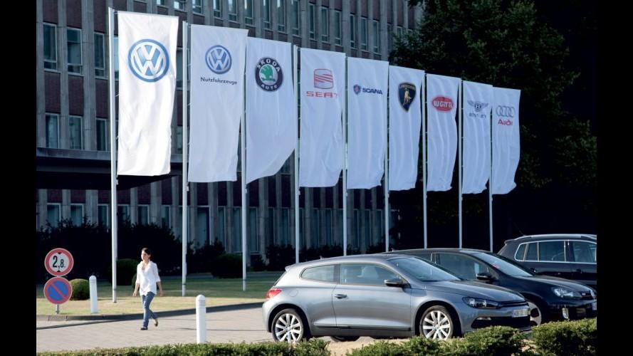 Volkswagen diz que no momento não planeja adquirir outras marcas