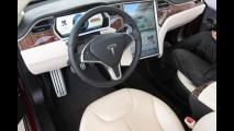 Tesla anuncia carregamento de baterias do modelo S em apenas uma hora