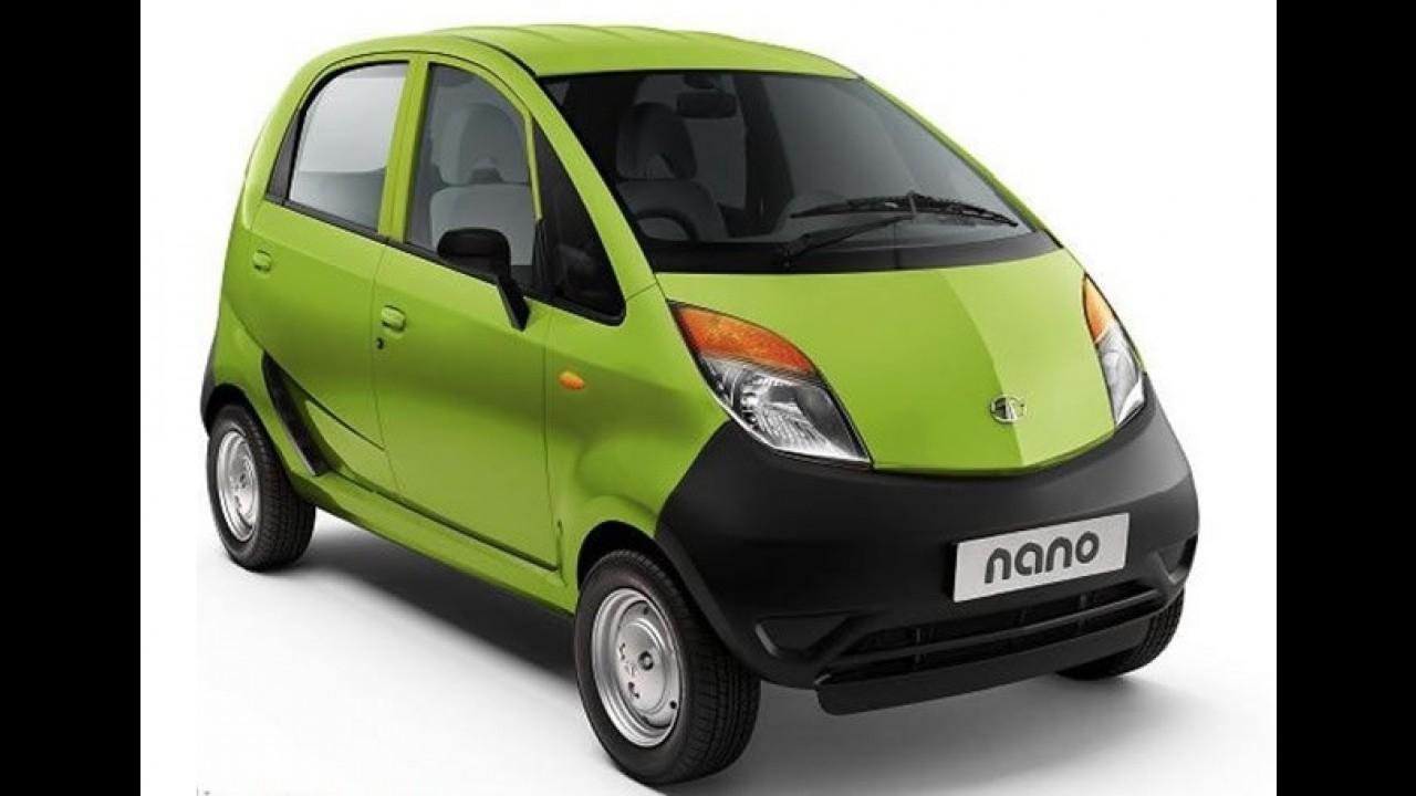 Tata trocará motor de arranque de 115 mil unidades do Nano, mas diz que não é Recall