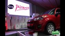 Novo Citroën C3 Picasso: Preços oficias começam em R$ 47.990