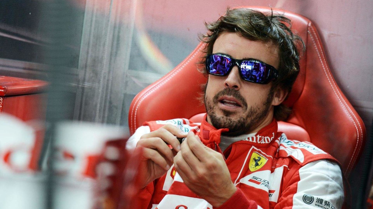 Fernando Alonso 04.10.2013 Korean Grand Prix