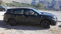 2015 Subaru Legacy spied in Europe