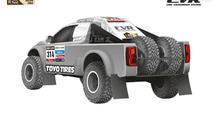 EVR Proto VX 101 Rally Raid concept 08.11.2013
