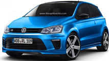 Volkswagen Polo R rendering / Theophilus Chin