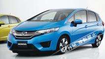 2014 Honda Fit confirmed for September launch