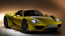 AMG hints at Porsche 918 Spyder rival