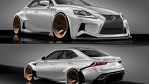 Lexus IS design challenge winners announced