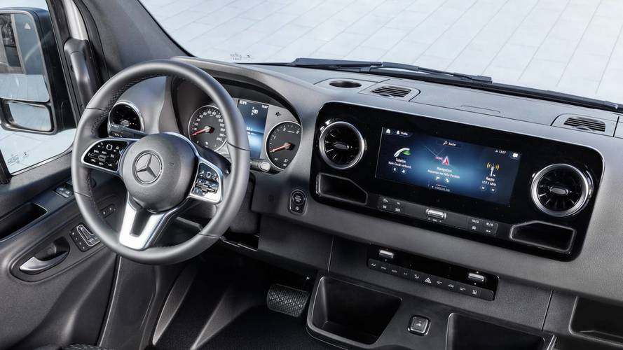 2018 Mercedes Sprinter