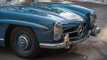 Mercedes-Benz 300 SL Roadster 1962