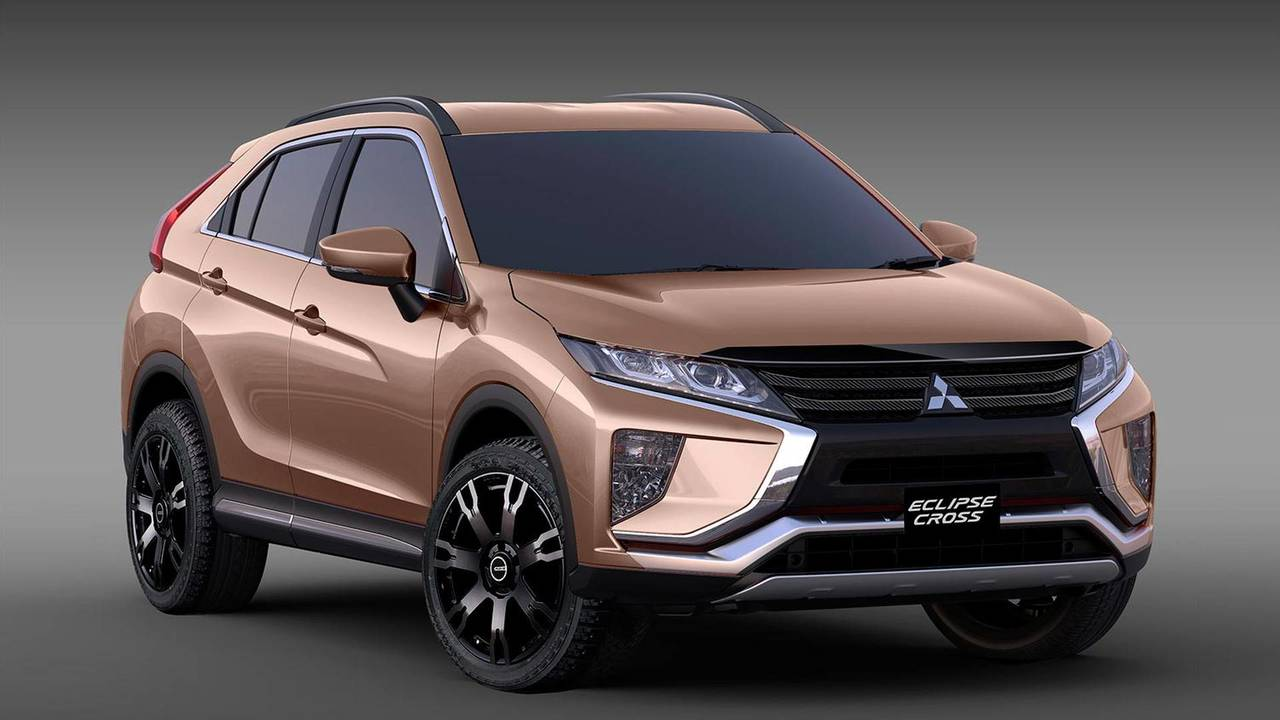 Mitsubishi Eclipse Cross Field Athlete Concept