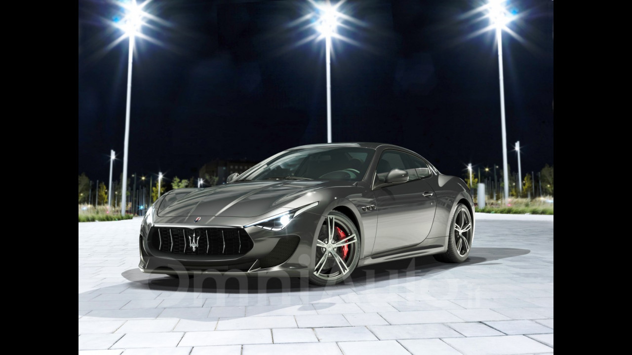 Maserati GranTurismo, il rendering 003