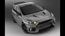 Nuova Ford Focus RS500, la carica dei 400 CV