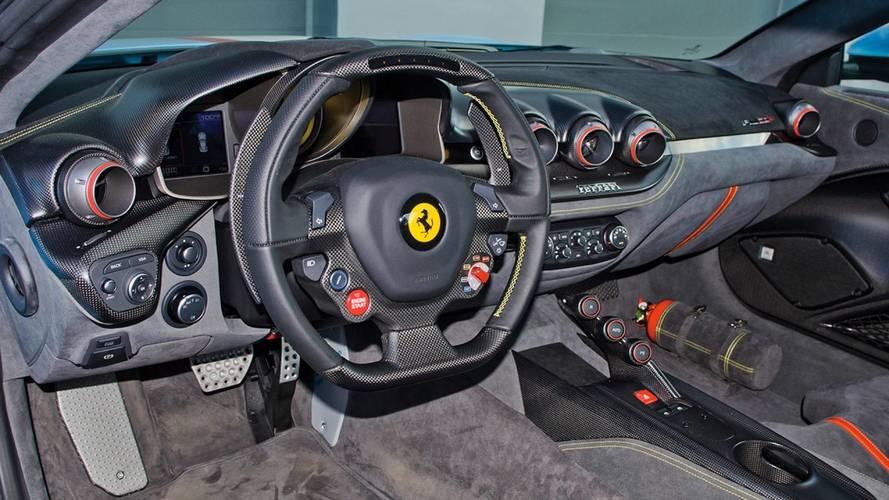 Ferrari F12tdf Azurro La Plata 2015