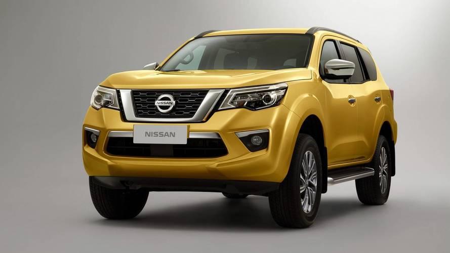Navara'nın SUV versiyonu Nissan Terra resmen tanıtıldı