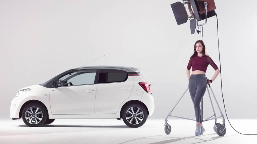 Légère mise à jour pour la C1 — Citroën