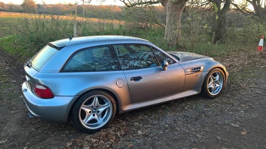 ¿Un BMW Z3 M Coupé, con motor V8? Te contamos su historia