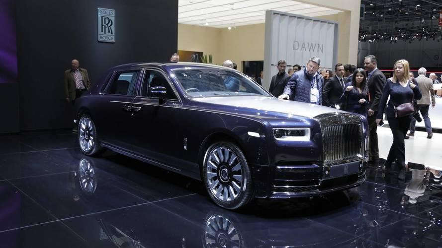 Rolls-Royce Bespoke Cars Live From Geneva Motor Show