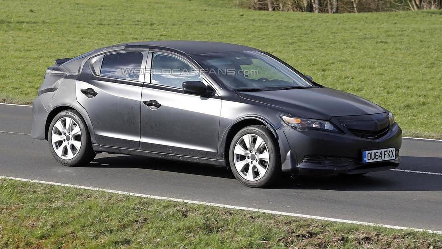 2017 Honda Civic Euro-spec to get new three-cylinder 1.0-liter turbo engine