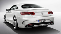 2014 Mercedes-Benz S-Class Coupe AMG Line