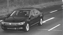 Two new Passats stolen directly from Volkswagen